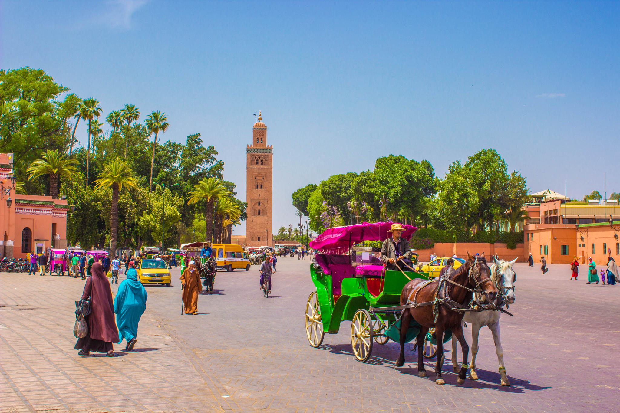 3 Nights in Casablanca & 3 Nights in Marrakech